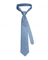 Tie Trevi Silk Light Blue