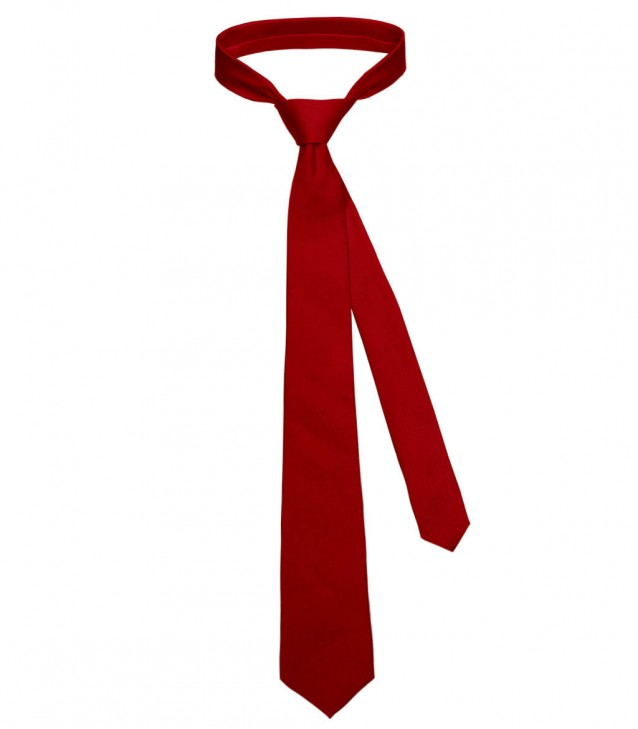 Tie Trevi Red