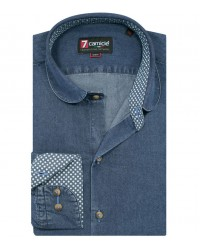 Shirt Pantheon Jeans Light Blue