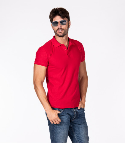 Polos rouge