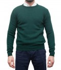 Knitwear Roma Mixed wool Dark Green