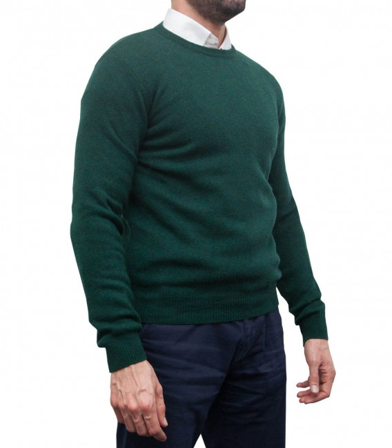 Knitwear Roma Dark Green