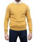 Knitwear Roma Mixed wool Ocher Yellow
