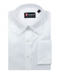 Shirt Linda Satin White