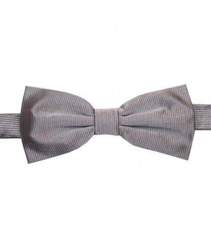 Bow Tie Roma Light Grey