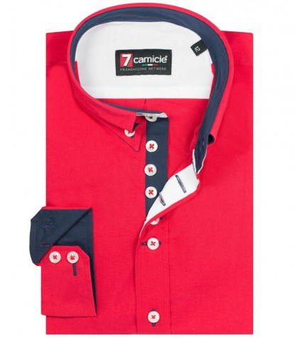 Shirt Francesco Red