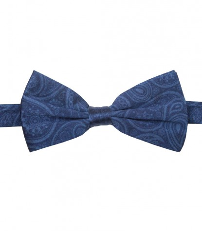 Bow Tie Roma Blue Blue