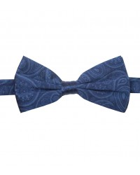 Bow Tie Roma Silk BlueBlue