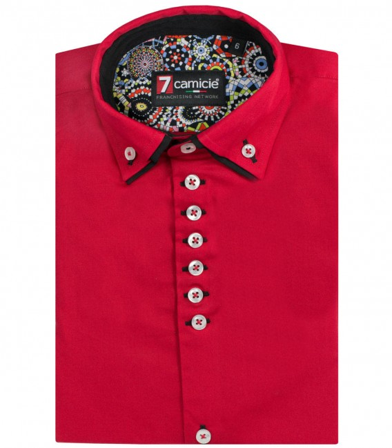 Shirt Renzo Red