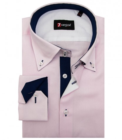 Shirt Roma Oxford Pink