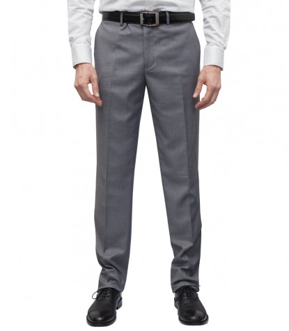 Trousers Men full color Light Grey