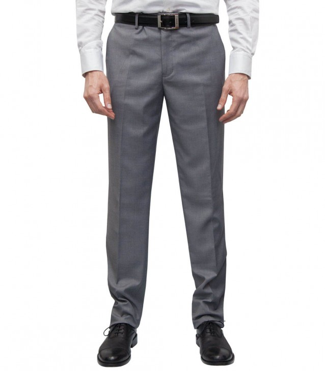 Trousers Roma Light Grey