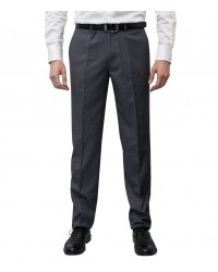 Trousers Men stripe line Dark Grey