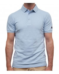 Polo Capri Piquet Light Blue