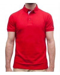 Polo Capri Piquet Red