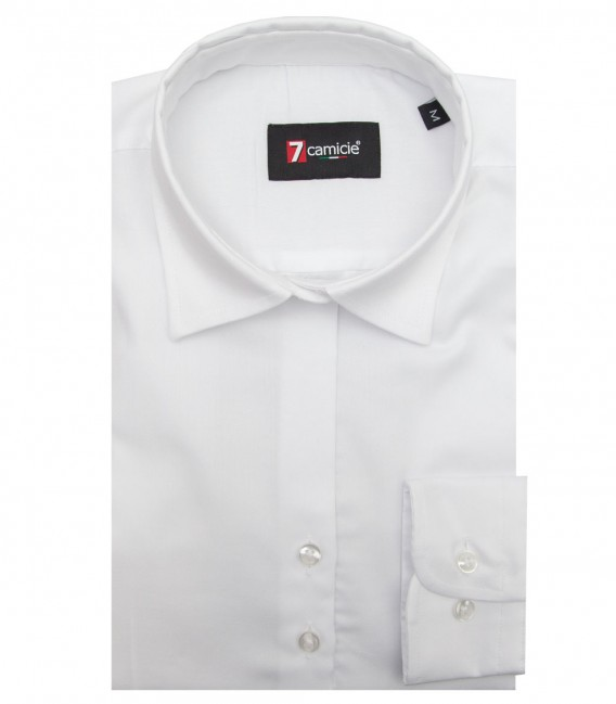 Shirt Giulietta Oxford White