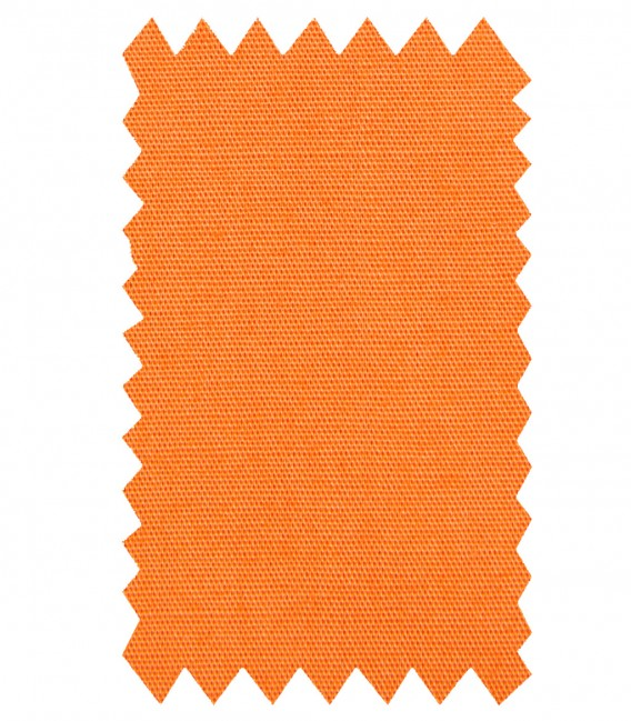 Chemises Elena popeline extensible Orange