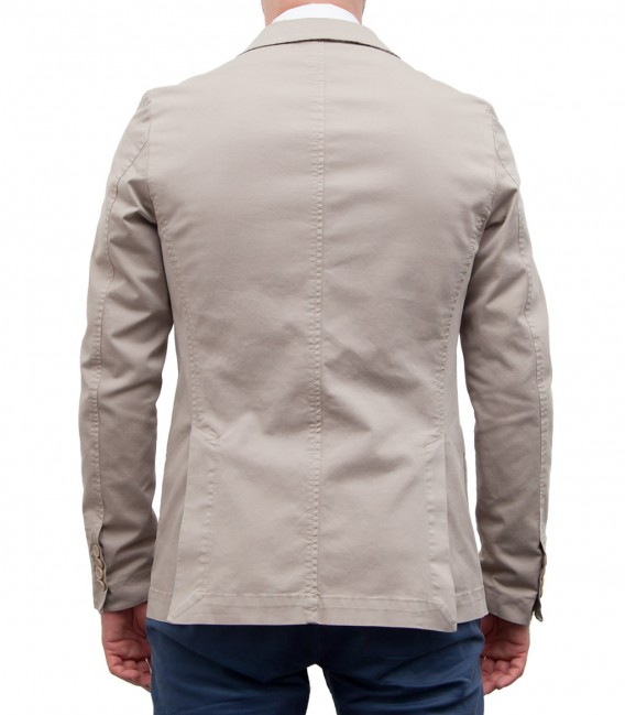 JACKET ROMA LIGHT GREY