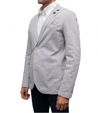 Jacket Sideral Grey