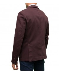JACKET ROMA BORDEAUX