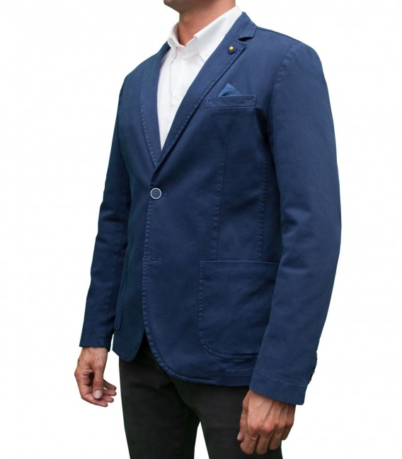 Jacket Night Blue