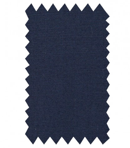 Hemd Bernini Stretch-Popeline Blau
