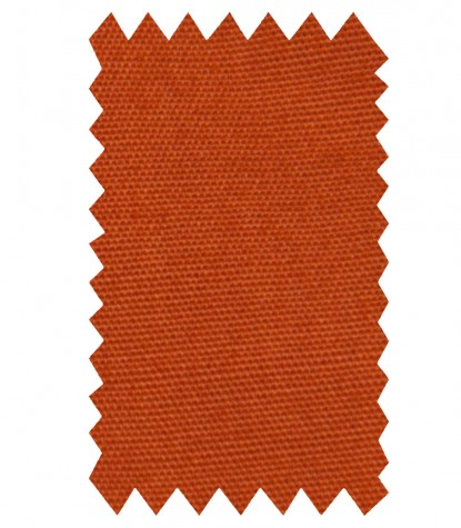 Shirt Leonardo poplin Dark Orange