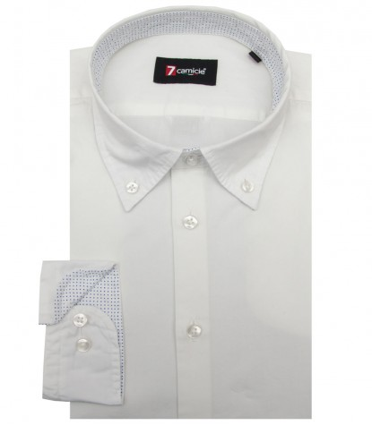 Shirt Cream White