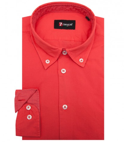 Shirt Red Coral