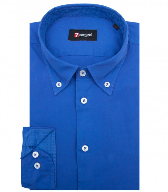 Shirt Royal Blue