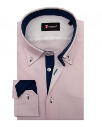 Chemises Roma Oxford Rose