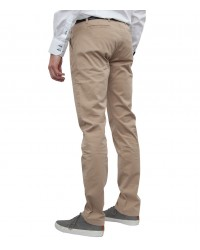 Trousers Ischia Cotton Beige