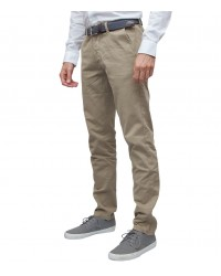 Trousers Ischia Cotton Light Grey