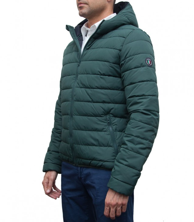 Down-jacket Firenze Dark Green