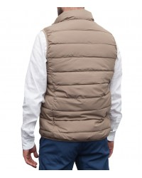 Down-Jacket Napoli Mud