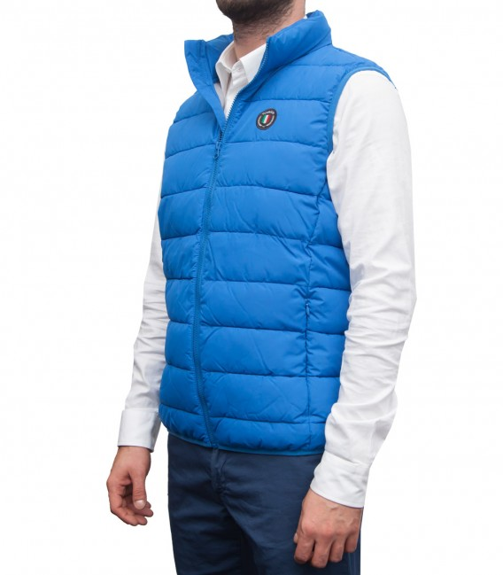 Down-jacket Napoli Bluette