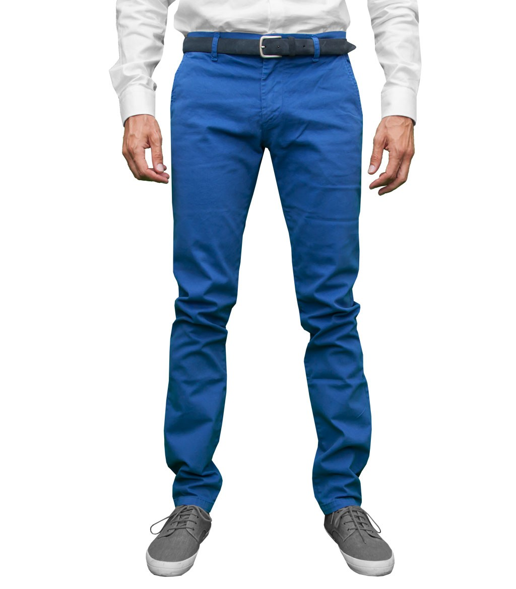 Mens cotton trousers online shopping