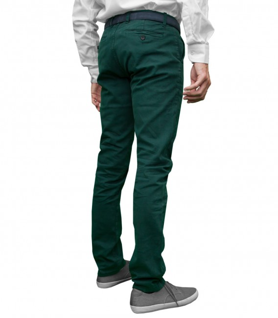 Trousers Ischia Dark Green