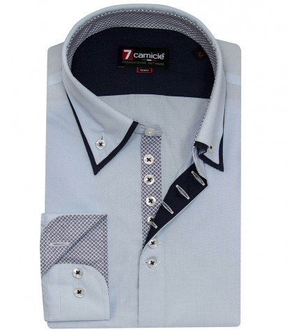 Shirt Donatello Light Blue