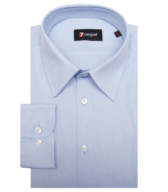 Shirt Romeo Oxford Light Blue