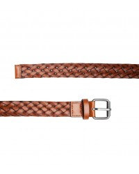 Belt Roma Leather Light Brown