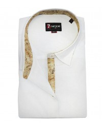 Shirt Giulietta Nylon cotton White