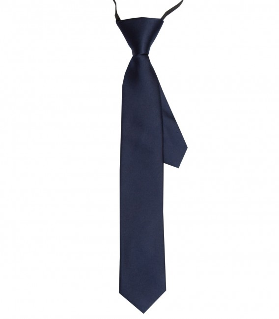 Stain Proof Ties Roma Silk Blu