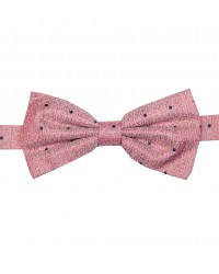 Stain Proof Bow Tie Roma Silk PinkBlue