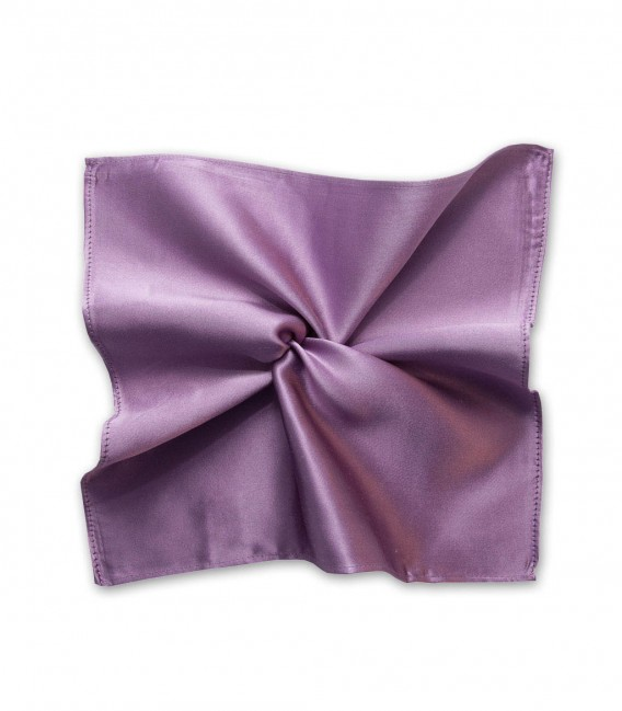 Stain Proof Pochette Roma Silk Lilac