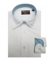 Shirt Linda Cotton Polyester White