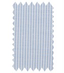 Shirt Linda Cotton Polyester Light BlueWhite