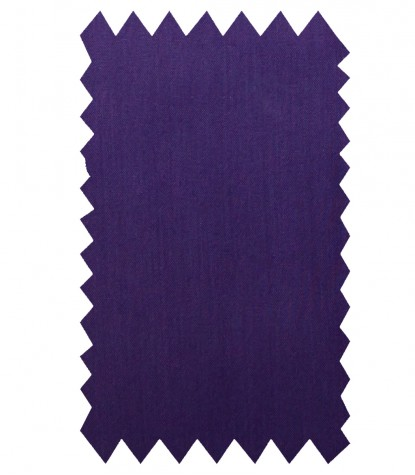 Chemises Silvia Coton Polyester Violet