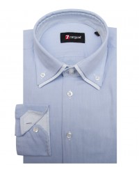 Shirt Marco Polo Oxford Light Blue
