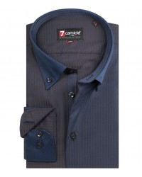 Shirt Leonardo BlueBrown